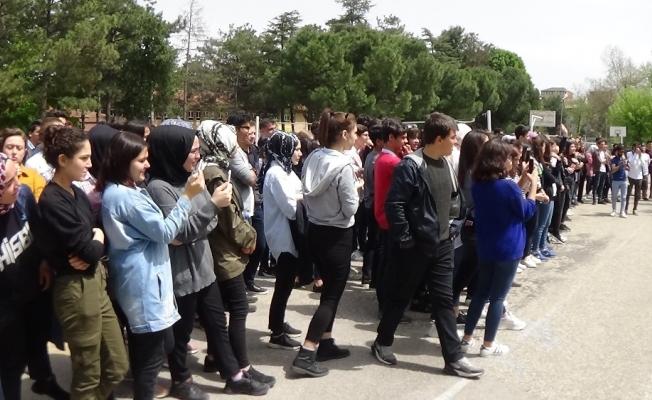 """Halil İnalcık Lisesi'nde """"Türk Şenliği"""""""
