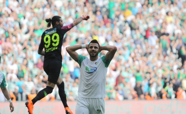 Spor Toto Süper Lig: Bursaspor: 0 - Akhisarspor: 0 (Maç sonucu)