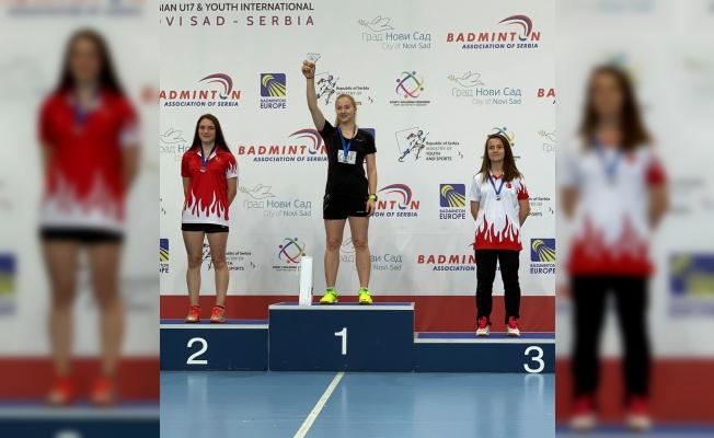 Milli Badmintoncudan Gümüş Madalya