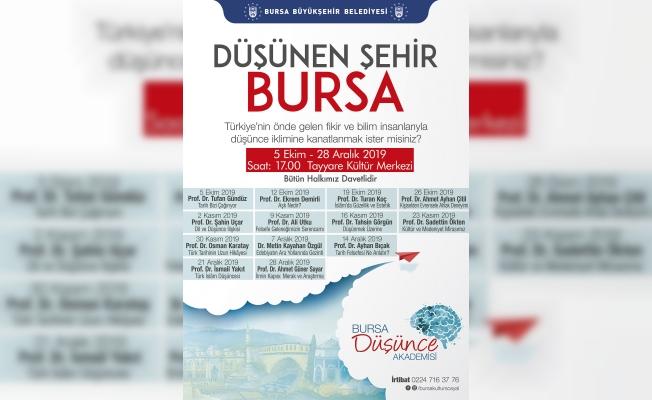 Büyükşehir'den akademik kültür hamlesi