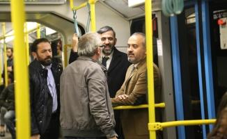 Bursa'da Alinur Aktaş'la devam kararı