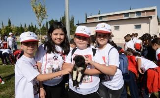 Hayvanları Koruma Günü Can Dostlarıyla Kutlandı