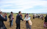 Başkan Taban'dan 1 Mayıs Emek Ve Dayanışma Günü Kutlama Mesajı