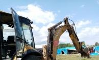 Mevsimlik İşçilerin Barınma Alanları Düzenleniyor